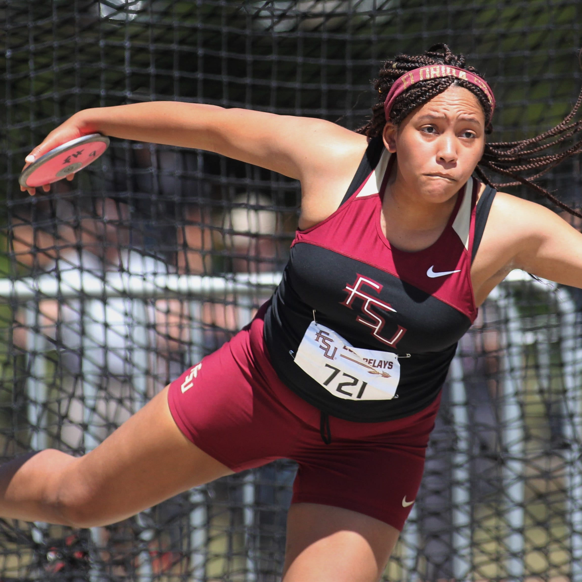 FSU Relays: Florida High's Stallworth, Chiles' distance crew test themselves