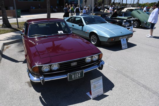 The ninth annual Summertime Car Show is 10 a.m. to 3 p.m. Saturday at the Indian River County Fairgrounds north of Vero Beach.