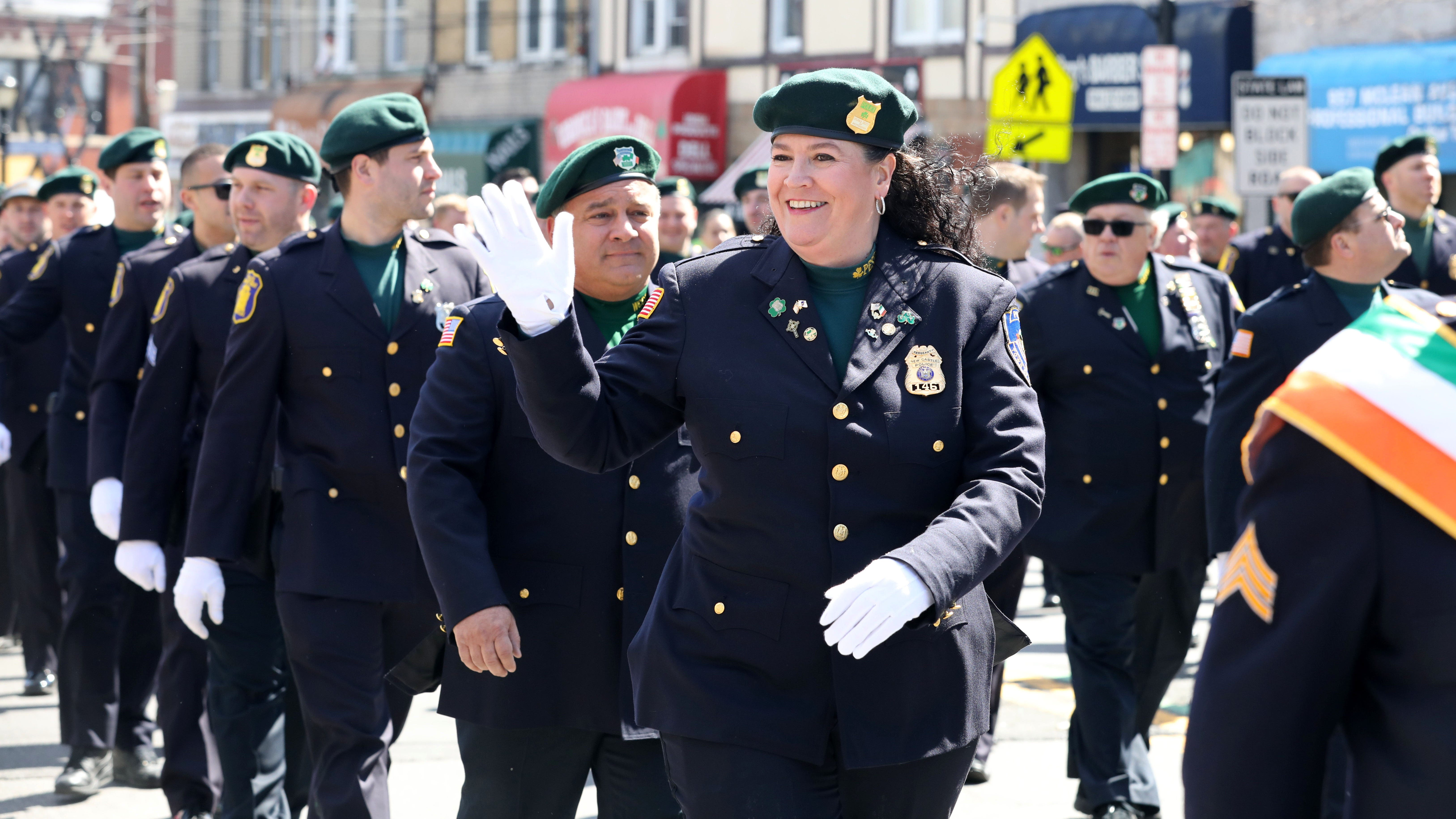 Video: Yonkers St. Patrick's Day Parade 2019