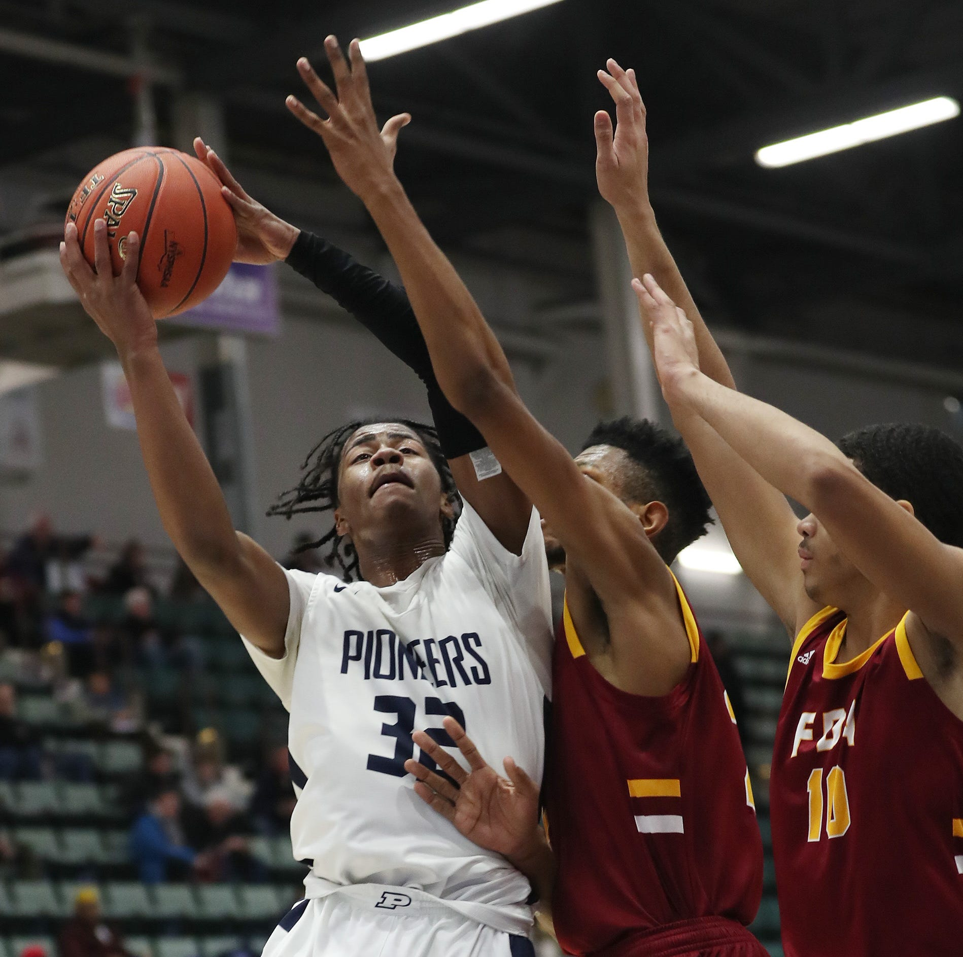 Inspirational season comes to an end for Poughkeepsie boys basketball at Federations