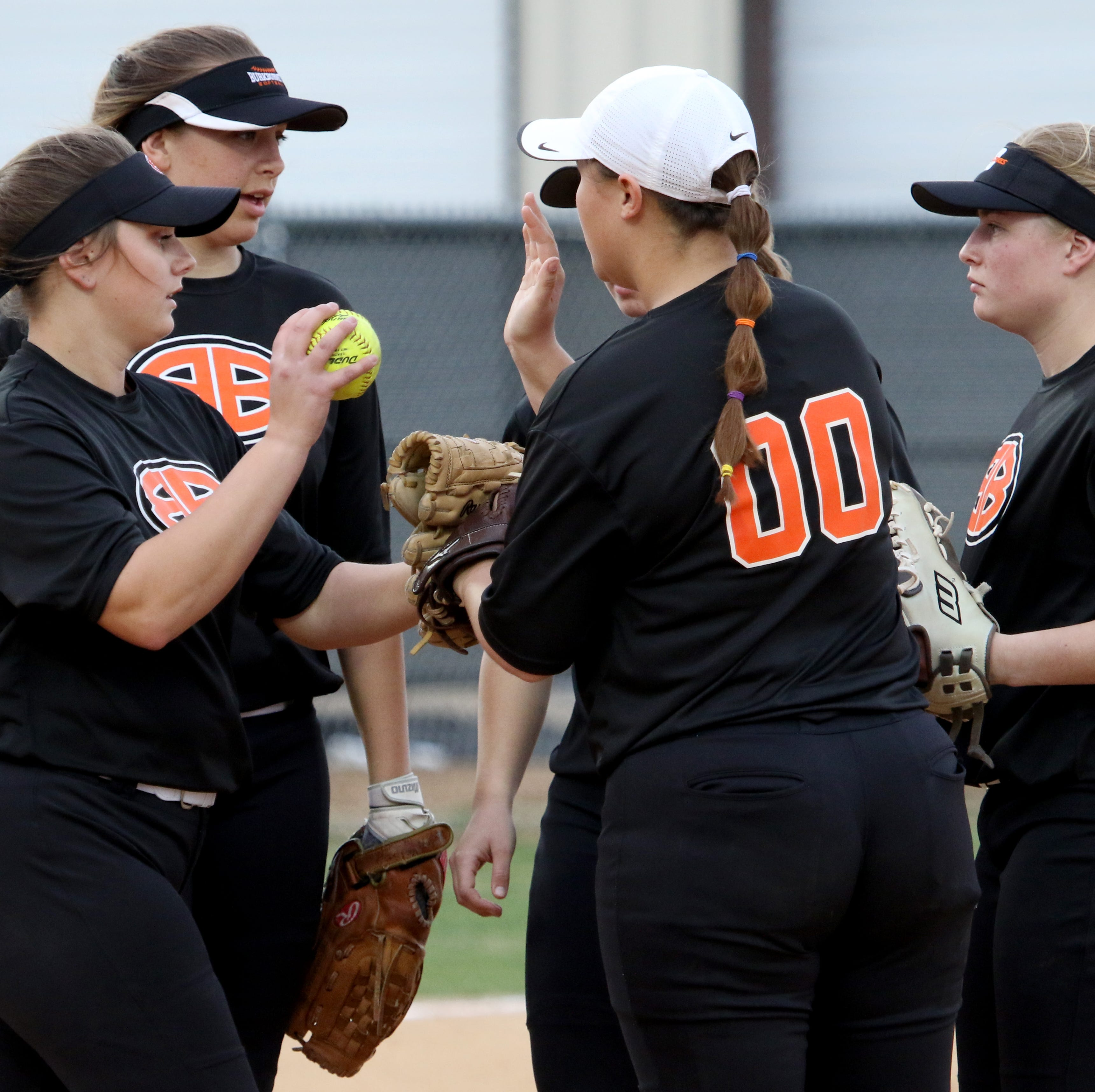 Softball playoff preview: Burkburnett thriving thanks to stronger defense