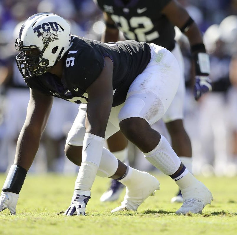 TCU defensive end L.J. Collier on cusp of NFL Draft selection through dedication to craft