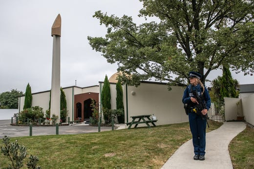 New Zealand mosque attacks: Six in court on charges they