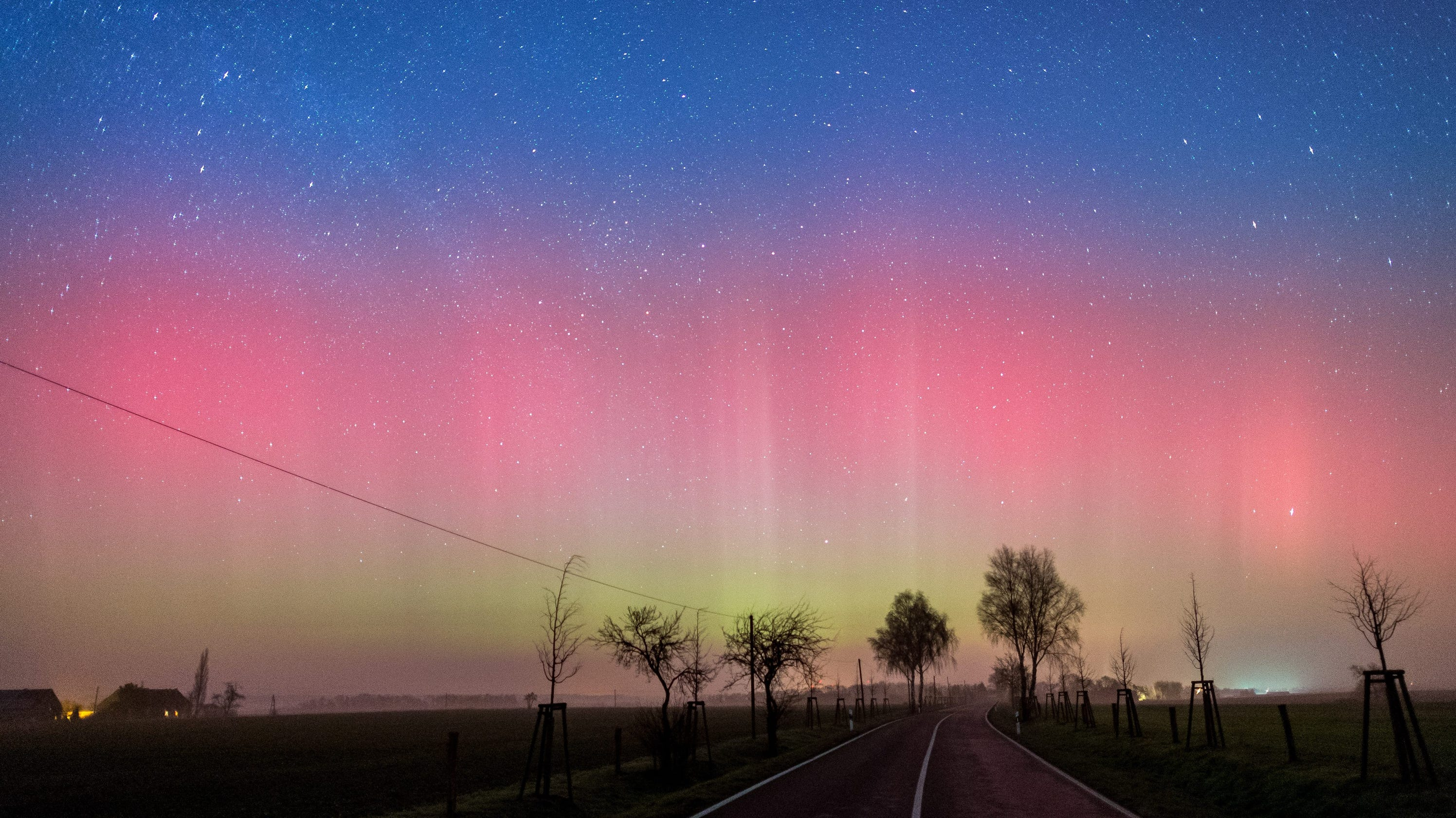Northern US and Canada will have rare chance to see Northern Lights, forecast says