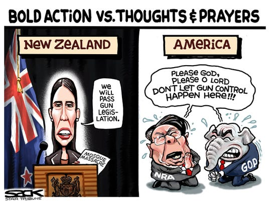 New Zealand leadership