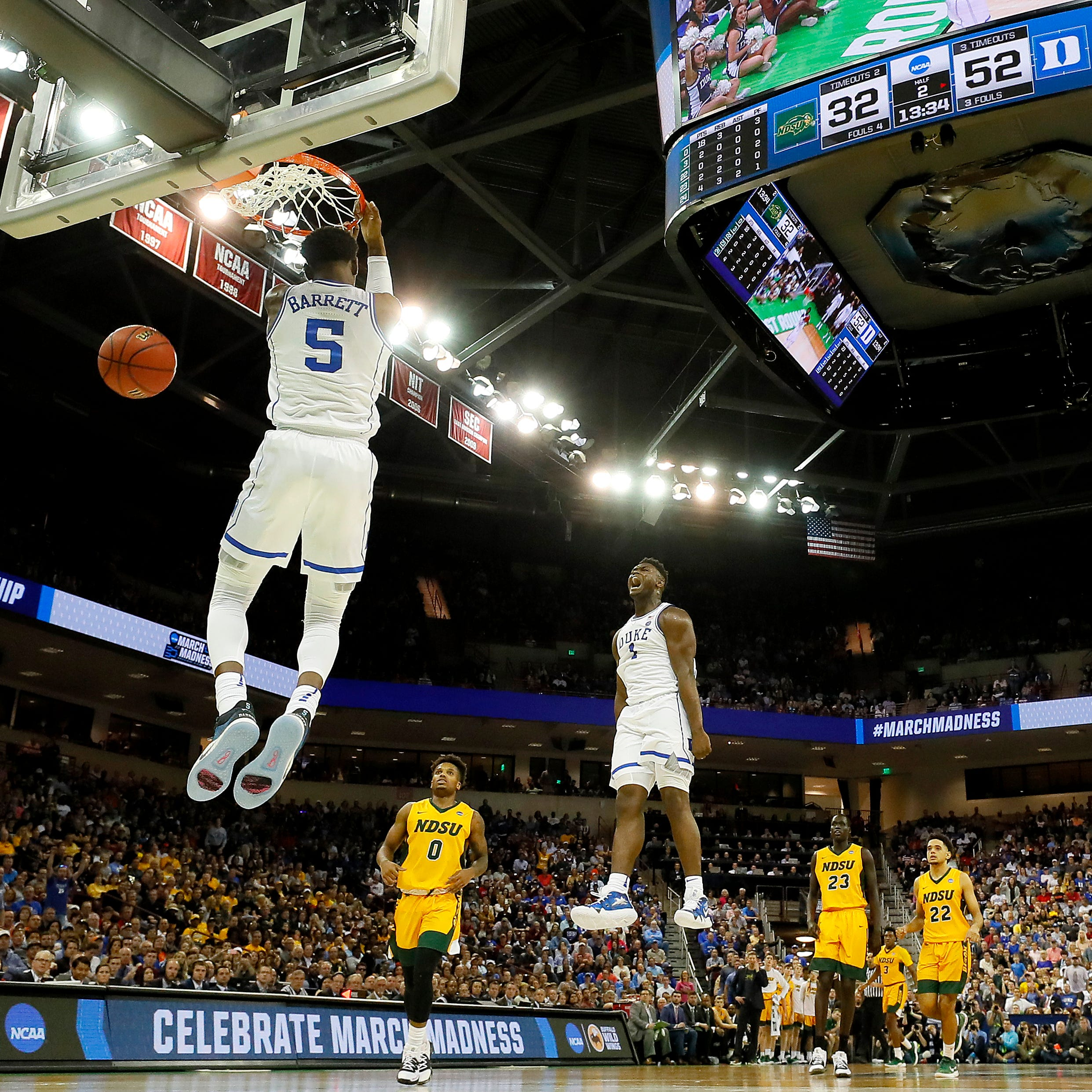 NCAA Tournament: Duke vs. UCF live updates