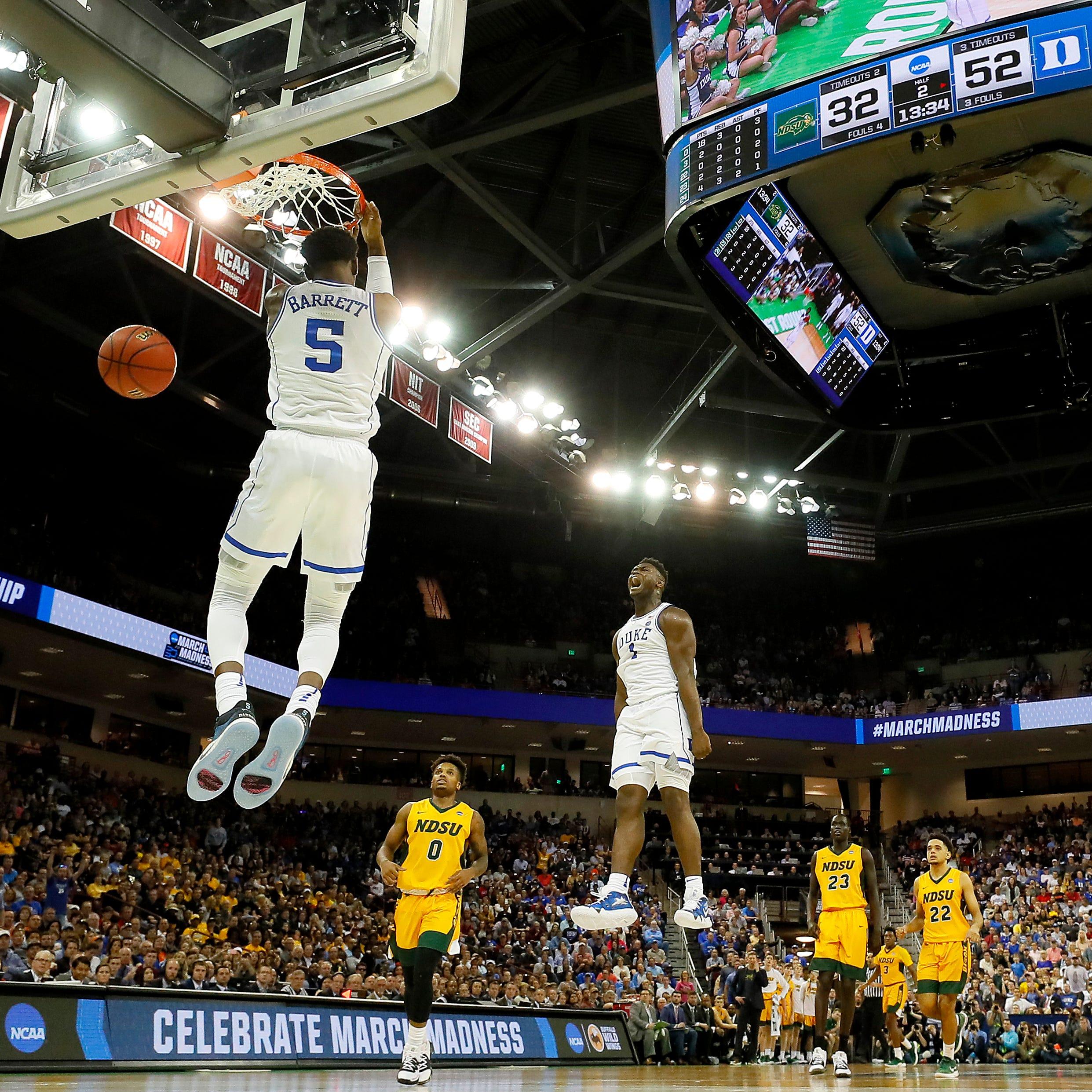 NCAA Tournament: Duke vs. UCF live updates