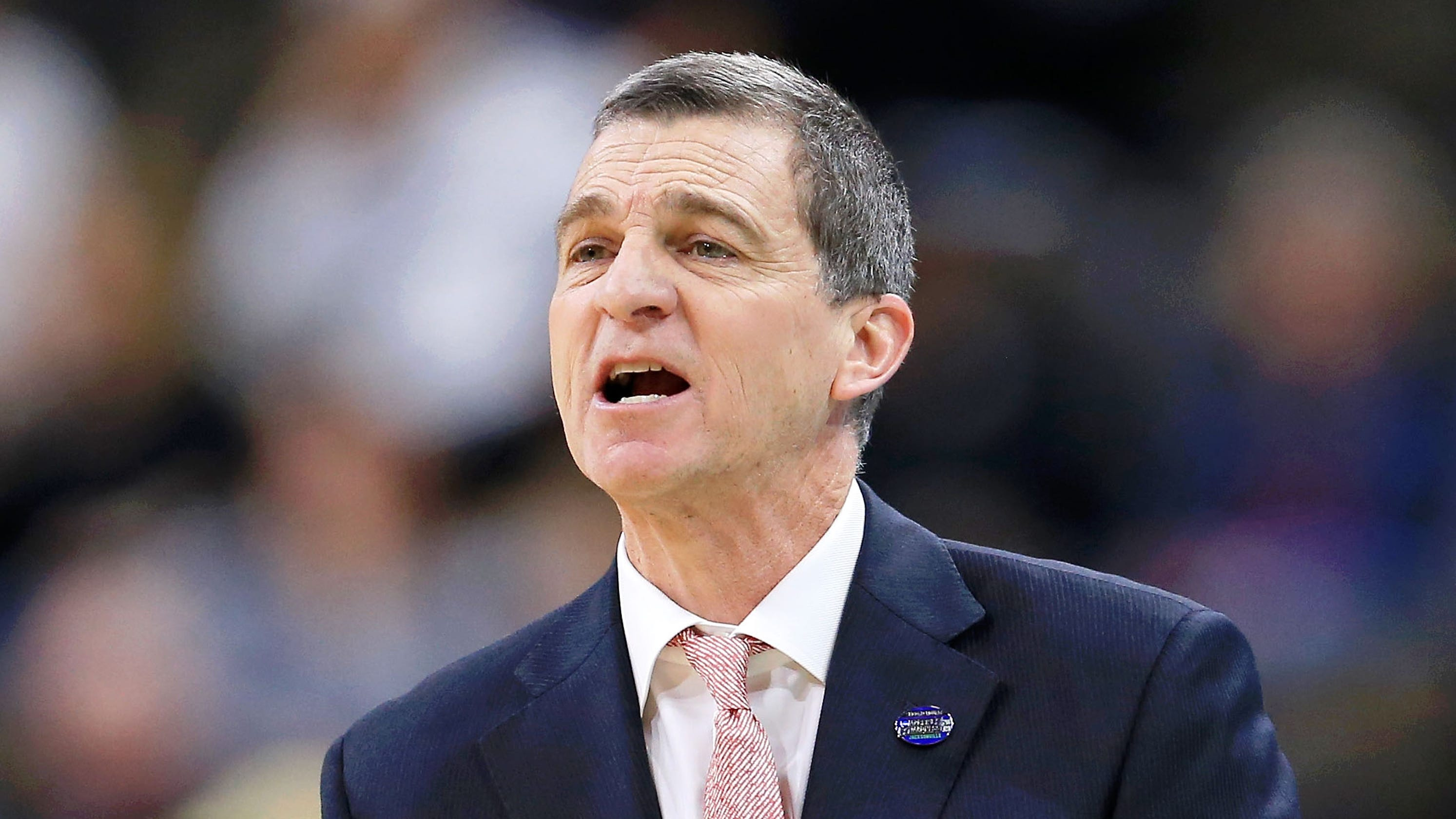 March Madness: Maryland coach Mark Turgeon emotional after
