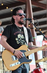 Shooter Jennings plays Lafayette's Music Room on Wednesday.