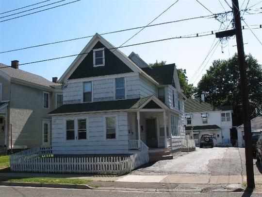 101 Walnut St., Binghamton, was sold  for $125,000 on Jan. 14.