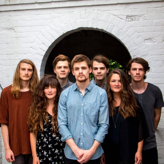 The Hunts perform their own original songs in concert March 29 at the Admiral Theatre.