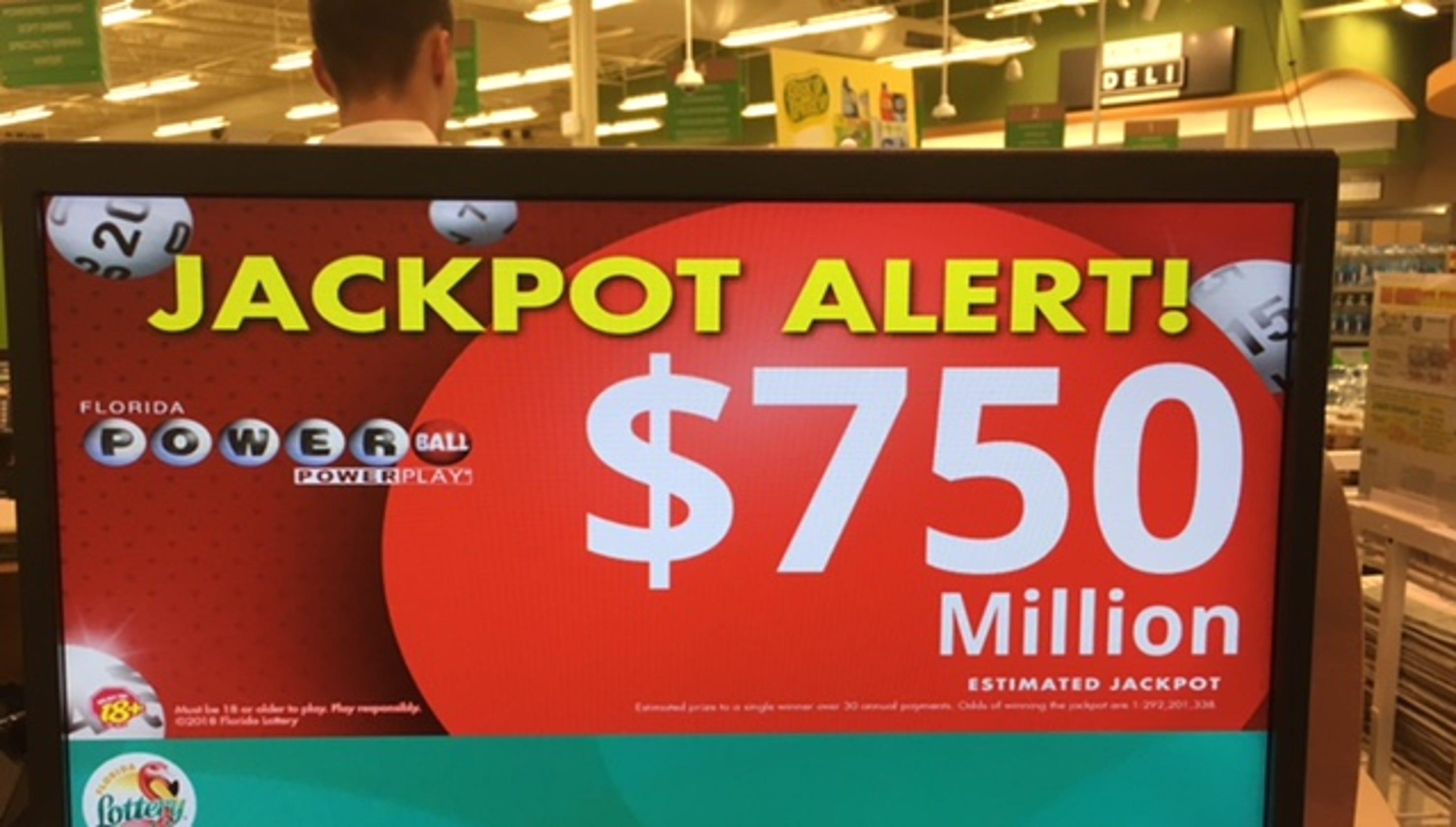 Powerball Jackpot Aktuell