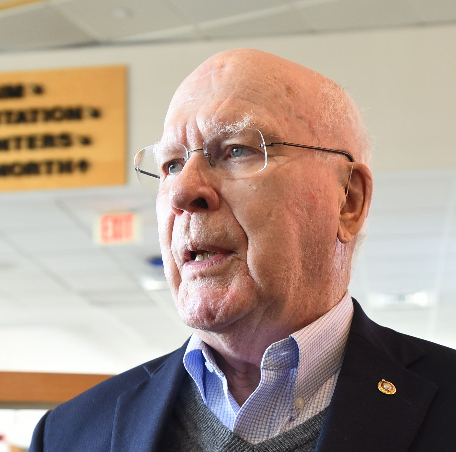 Patrick Leahy: War legacies and the expanding U.S.-Vietnam partnership