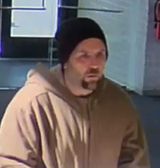 Police are seeking this man in connection with the robbery Sunday of a TD Bank in Berlin Borough.