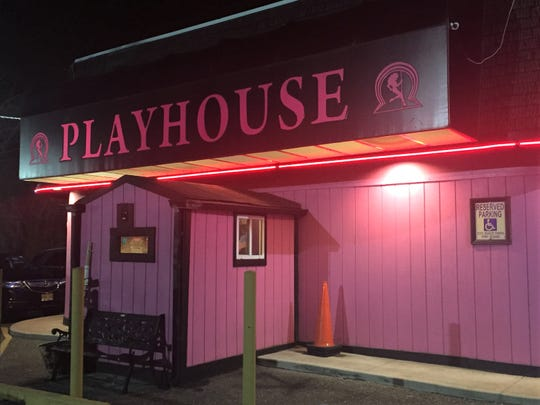 A proposed class-action lawsuit alleges entertainers at the Playhouse Lounge in Burlington City work for less than the minimum wage.