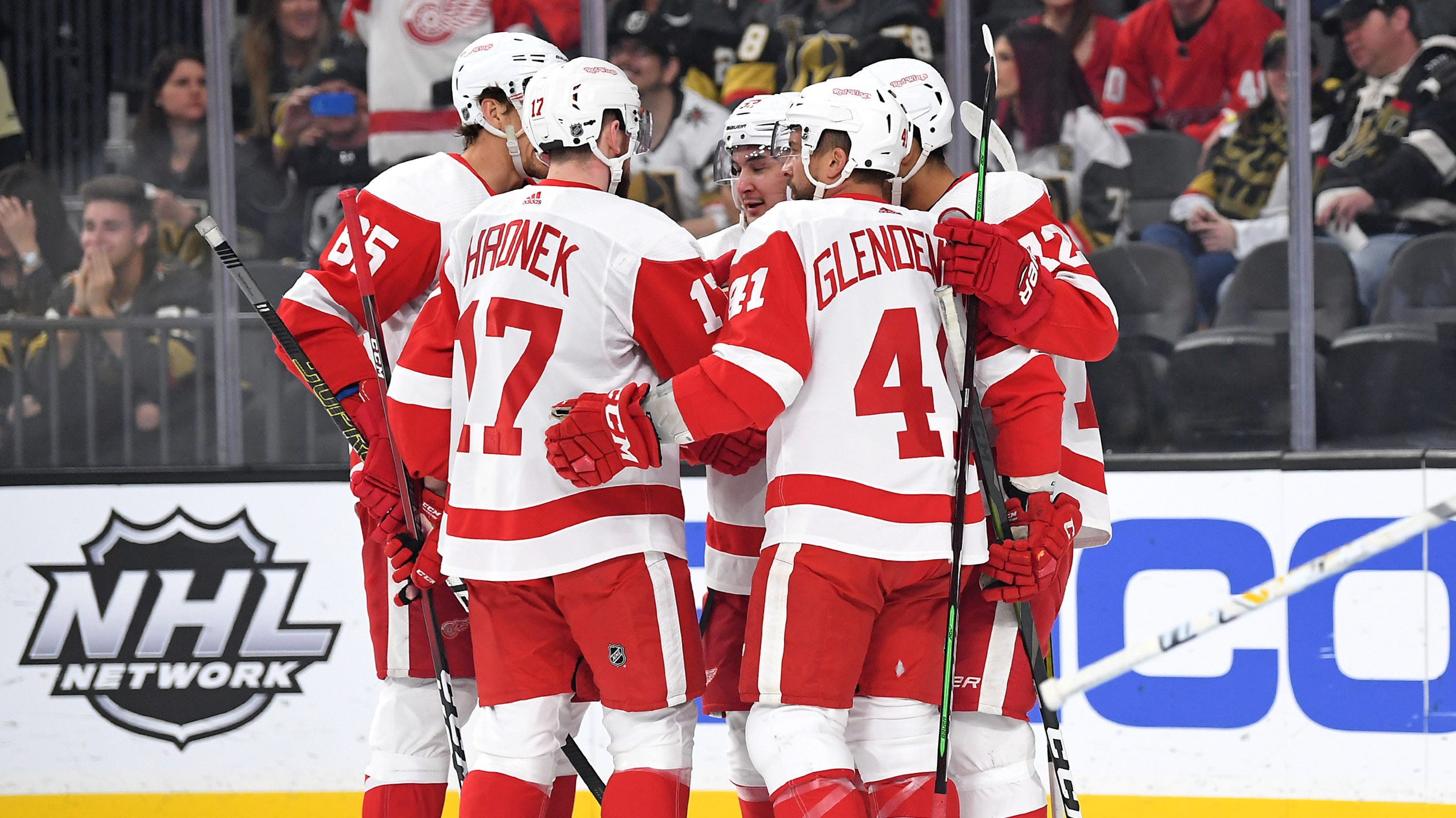 The Detroit Red Wings Played A Mature Game In Vegas Why That Matters