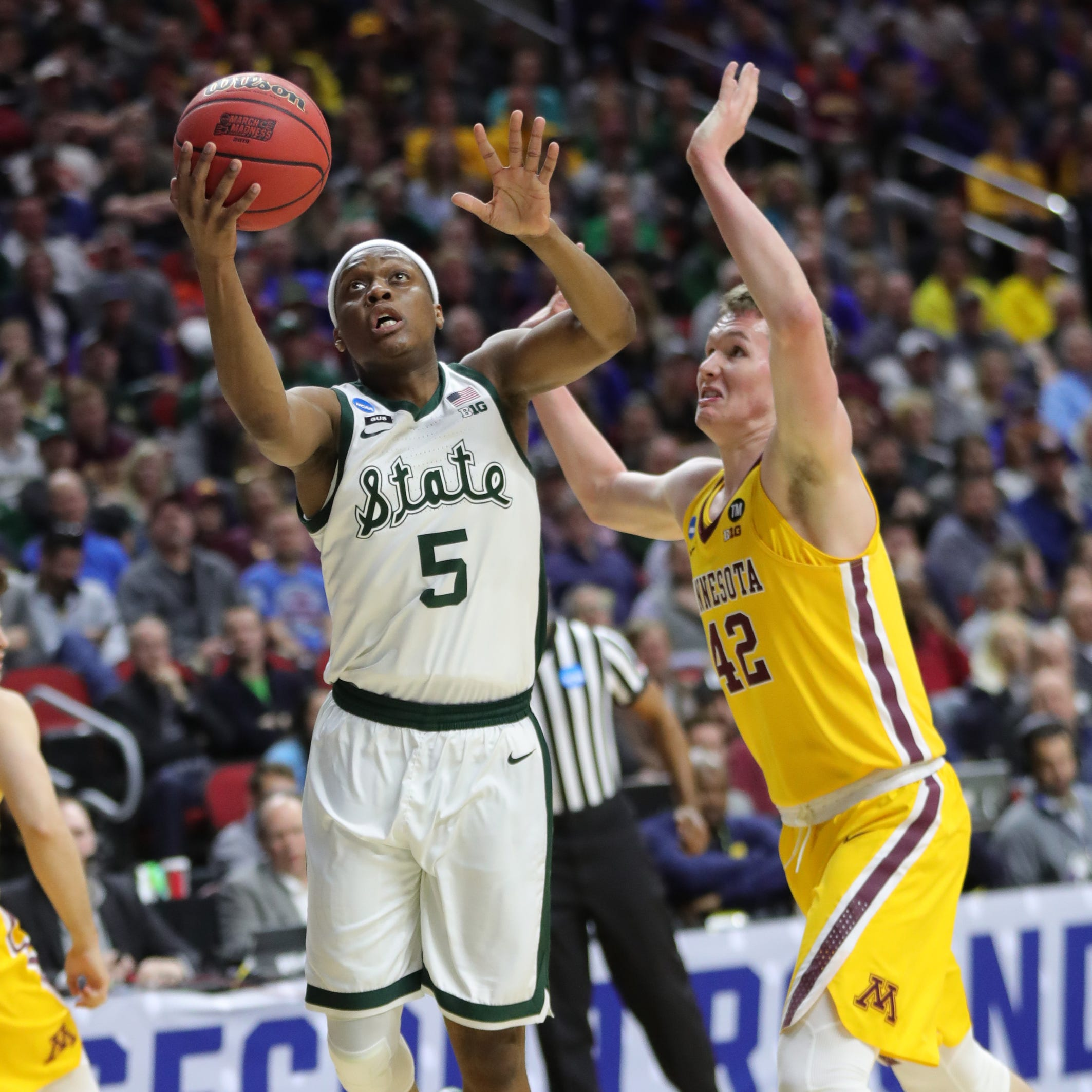Michigan State basketball pounds Minnesota, 70-50: Observations