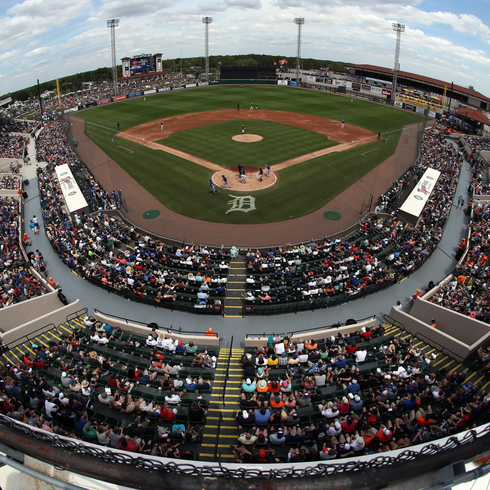 Farewell to Detroit Tigers spring training, hello to another season
