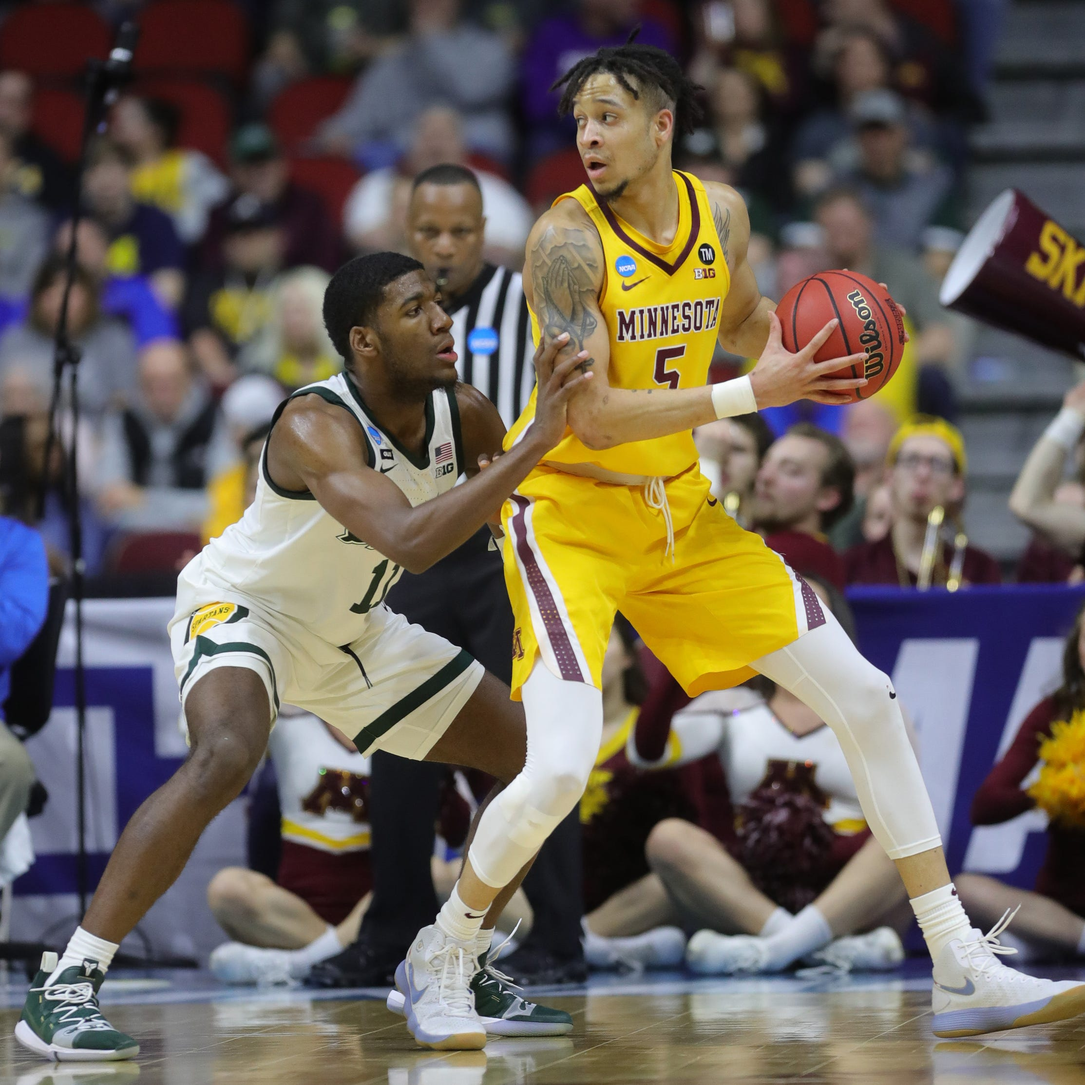 Three keys for Michigan State to defeat LSU in the NCAA tournament Sweet 16