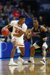 Texas Tech is led by likely NBA lottery pick Jarrett Culver.