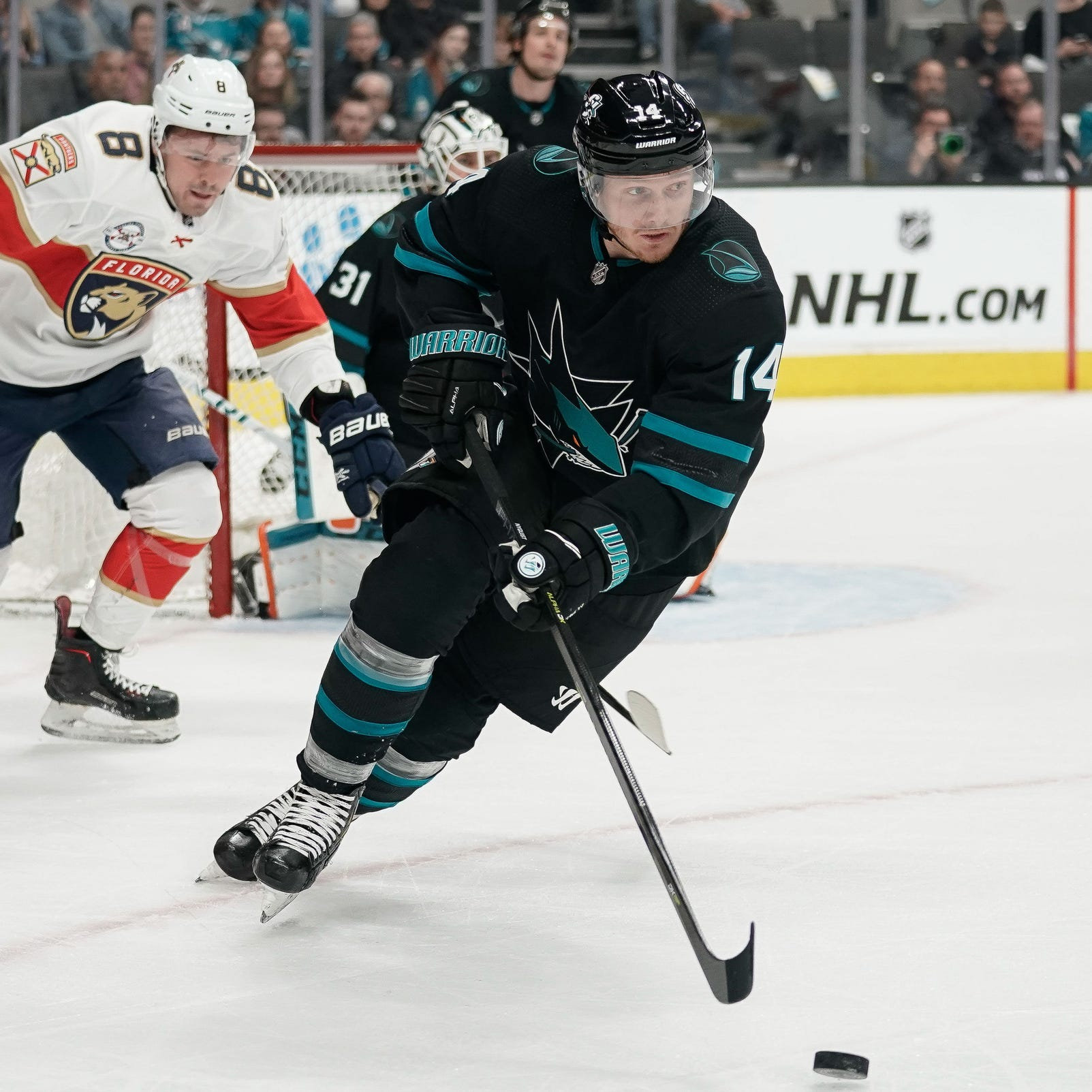 Detroit Red Wings vs. San Jose Sharks: First look at Gustav Nyquist