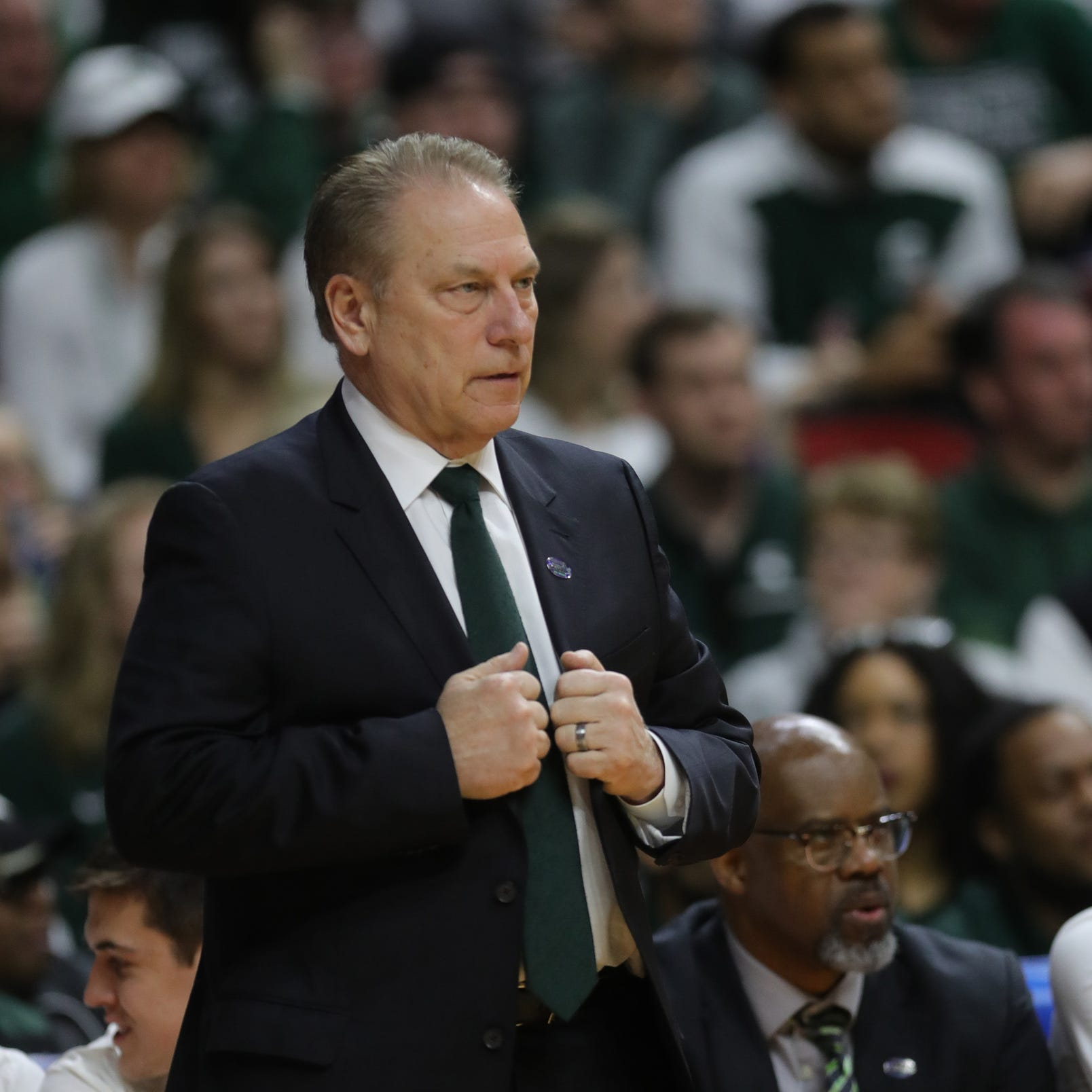 Tom Izzo's evolution helped Michigan State  return to Sweet 16
