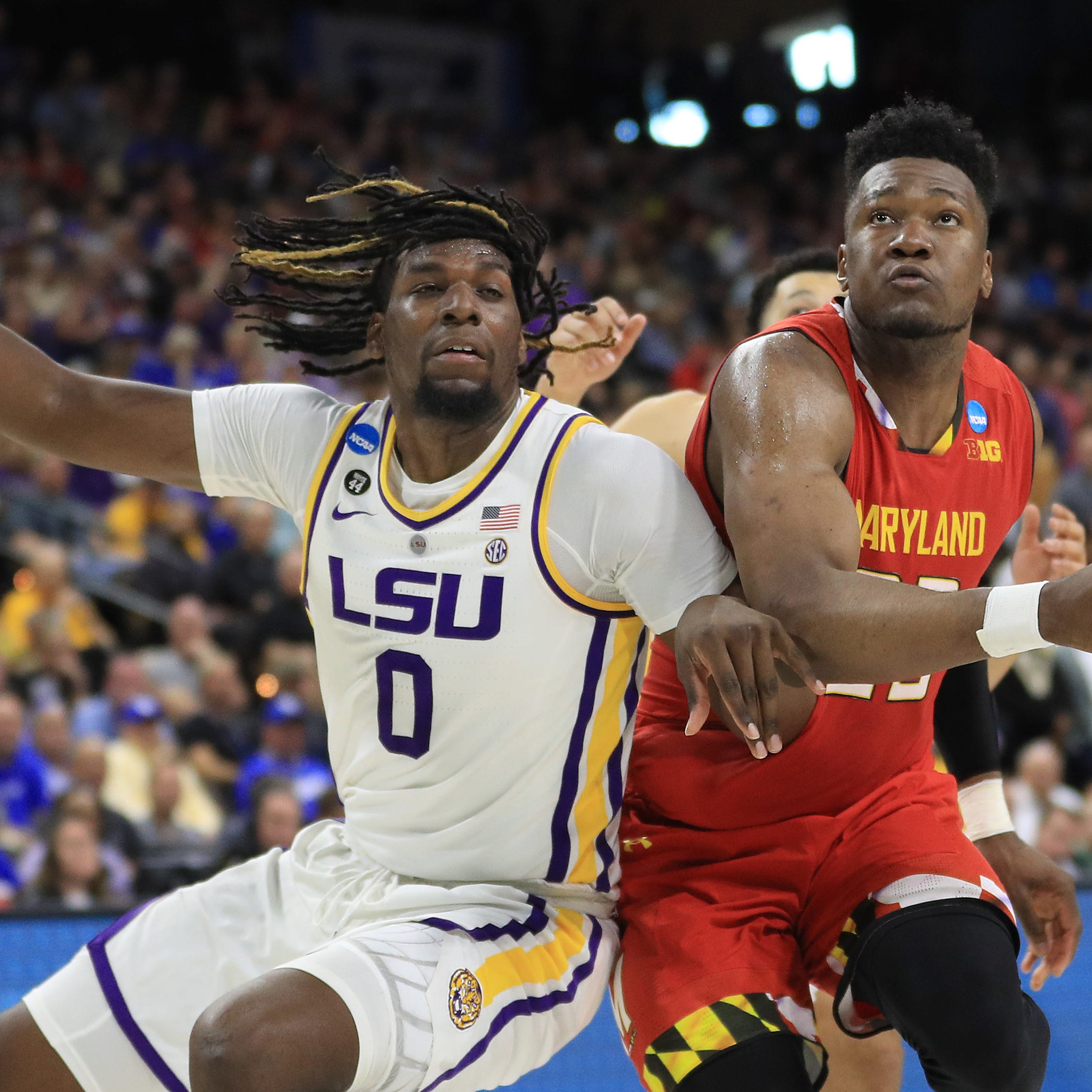 As expected, LSU's Naz Reid is a one-and-done player as he says he will enter NBA Draft