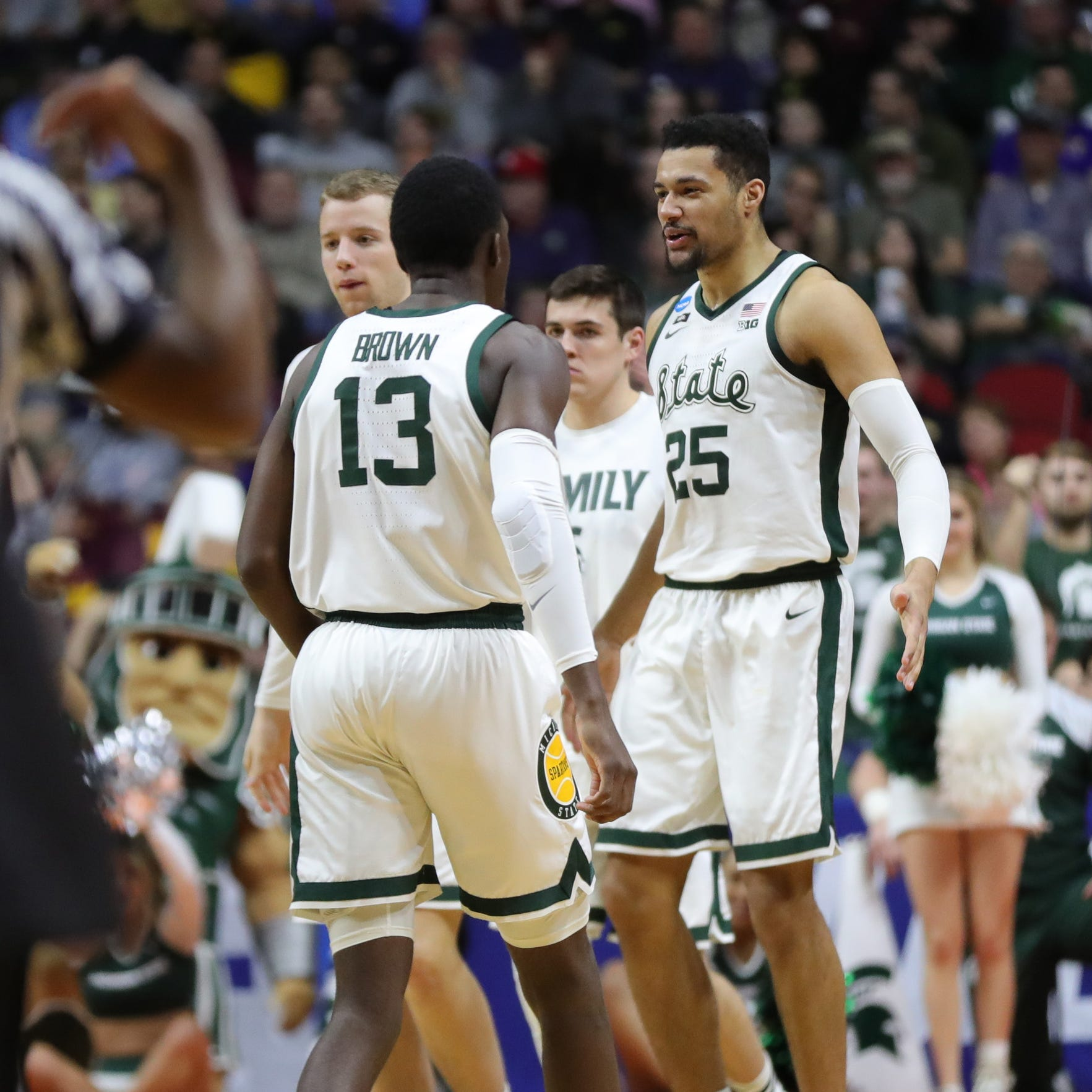 Michigan State vs. LSU in NCAA tournament: Scouting report, prediction