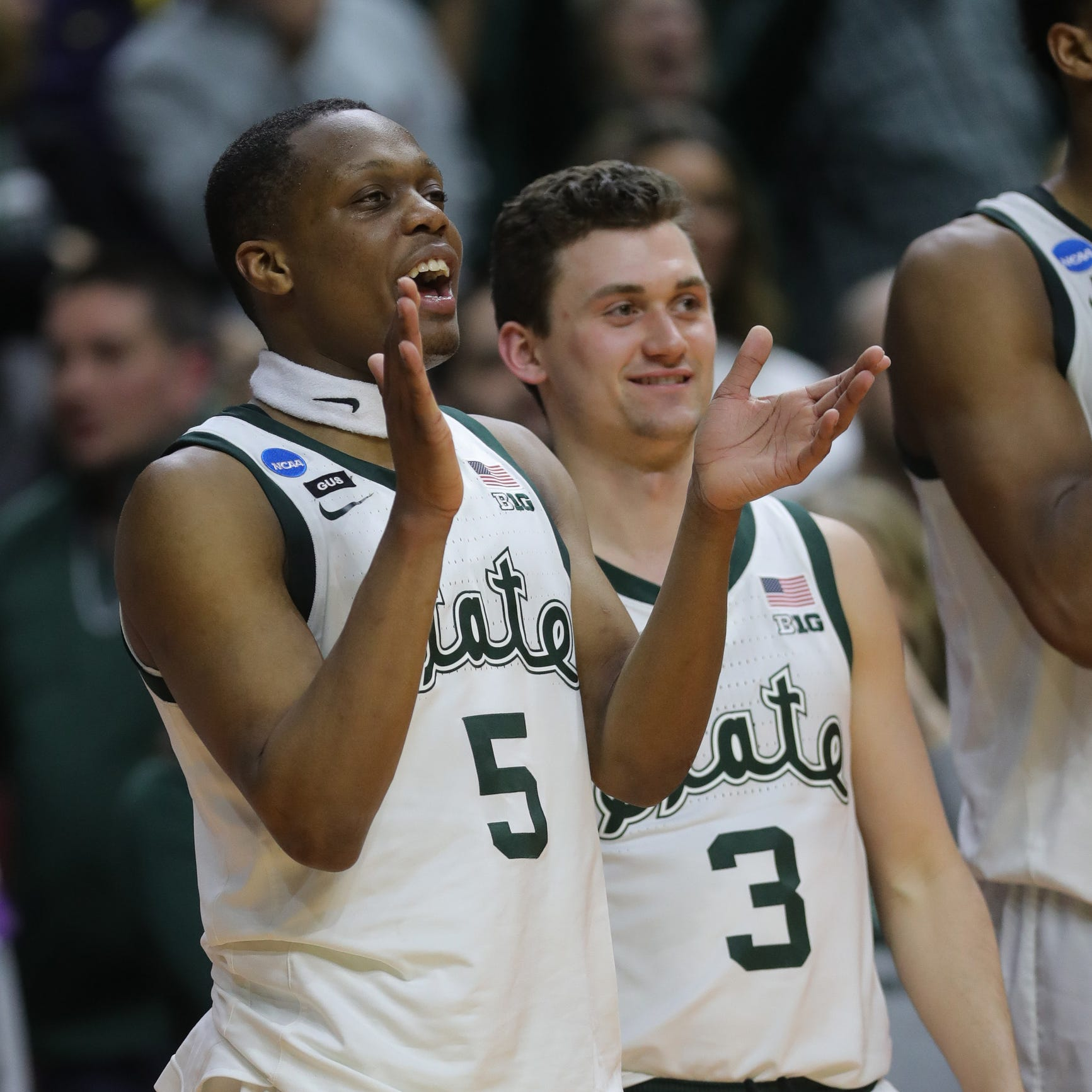 Before Michigan State gets to Duke, it has to get through LSU