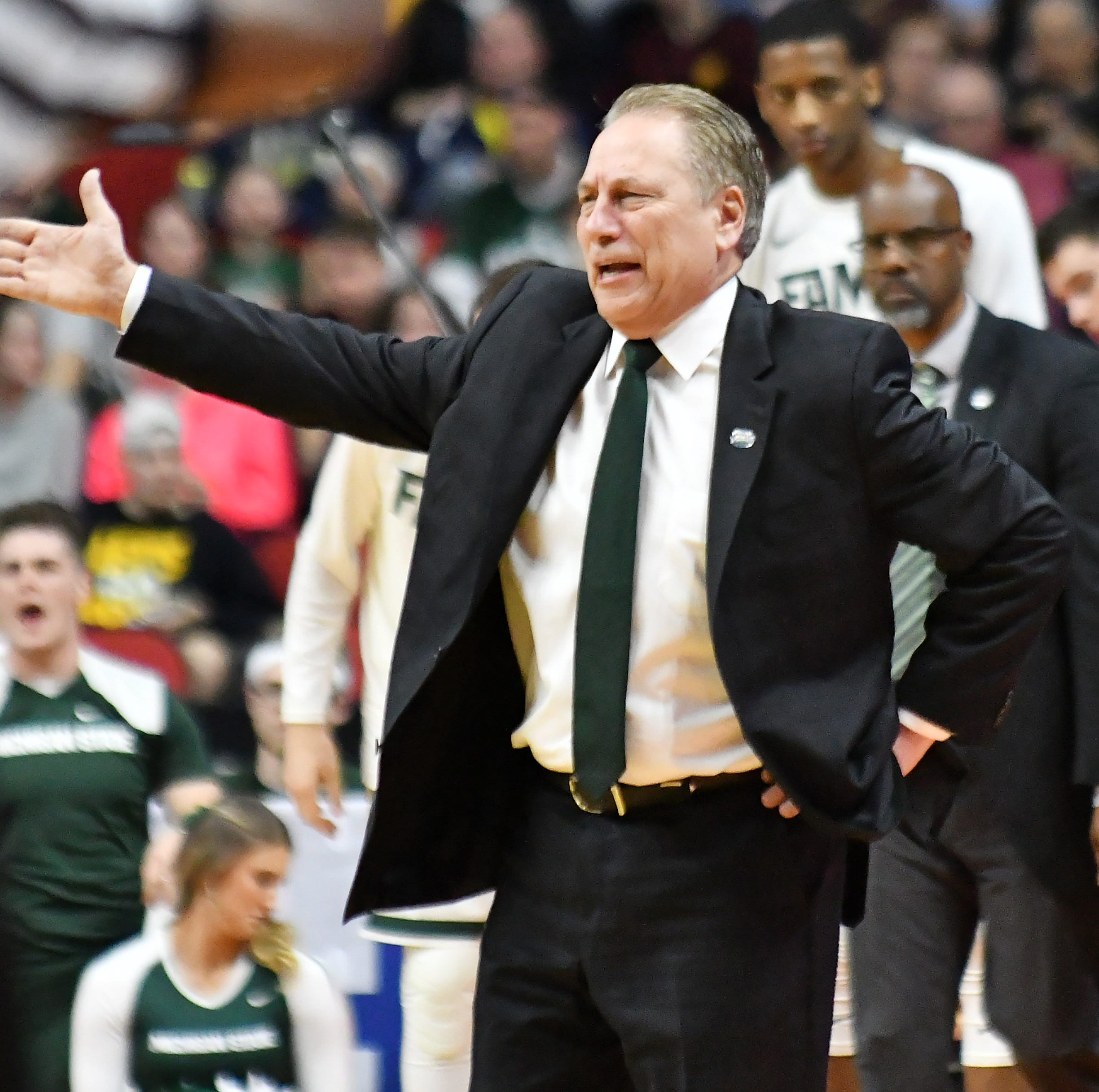 What Oakland coach Kampe thinks of 'Izzo-gate,' and his Sweet 16 predictions