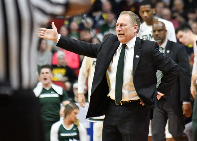 Michigan State coach Tom Izzo's antics in the first round of the NCAA Tournament opened some eyes.