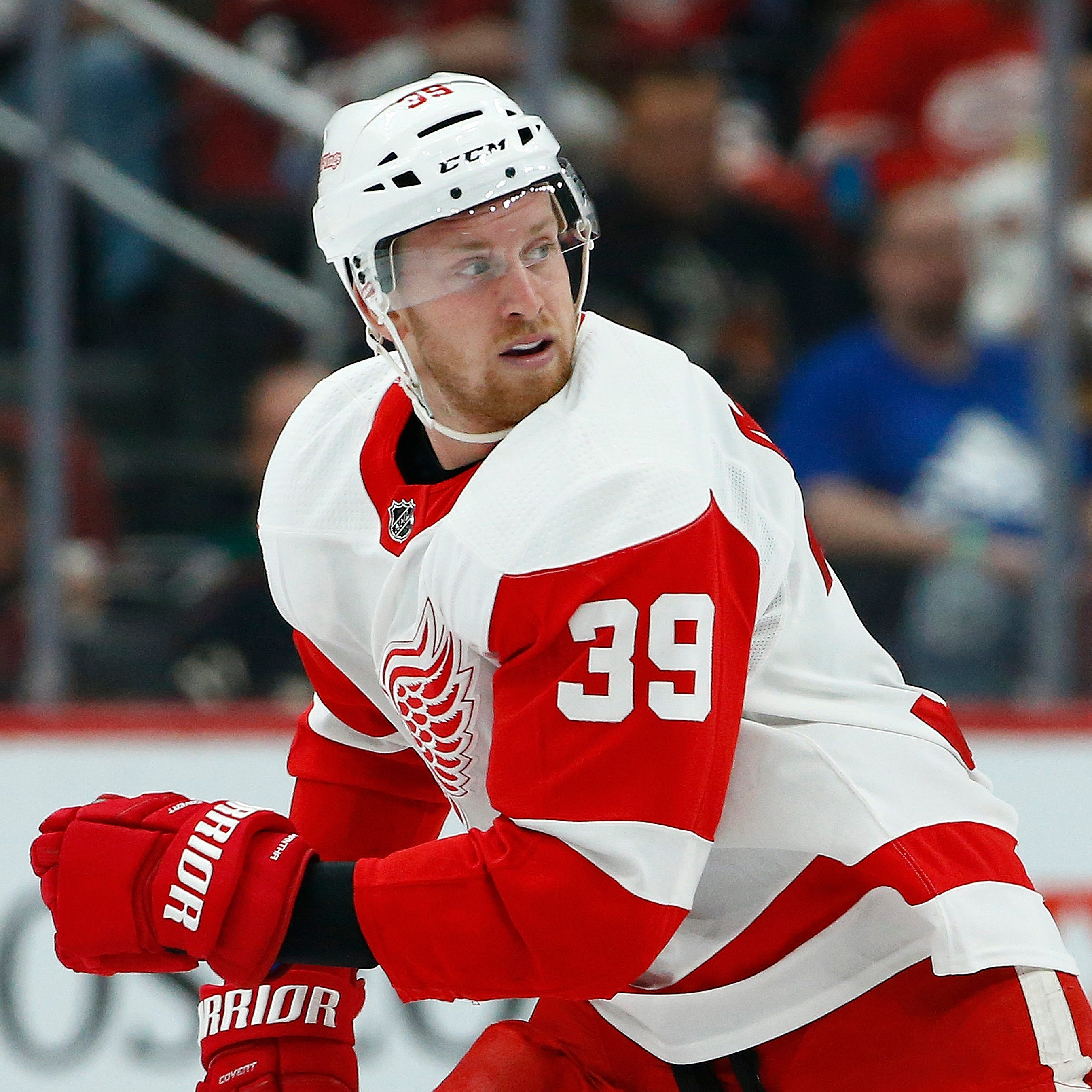Big game leaves Red Wings' Anthony Mantha hungry for more