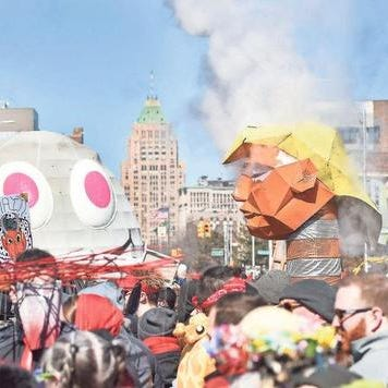 Detroit to ring in spring with 10th Nain Rouge 'Marche'