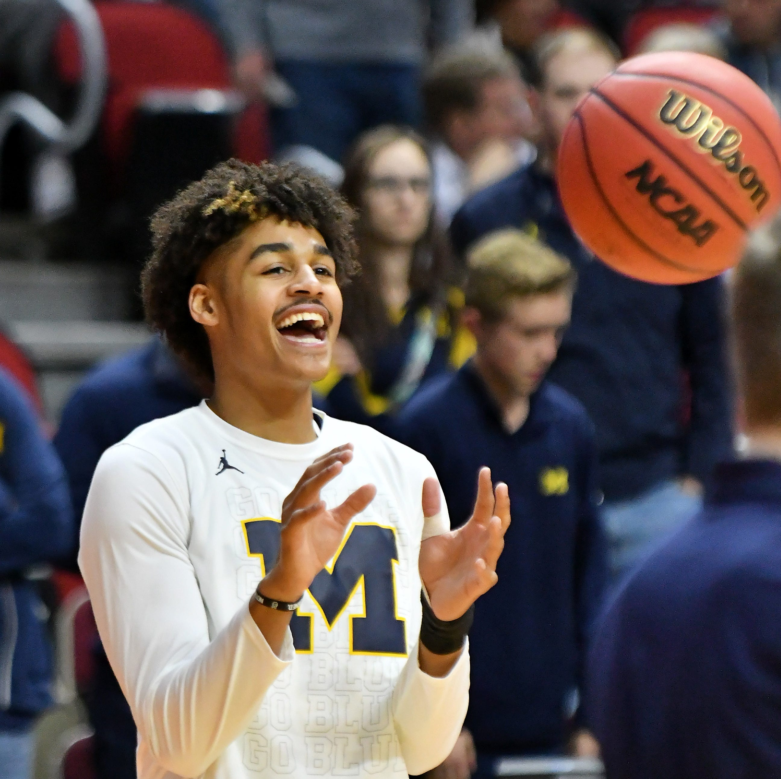 Sign points to Michigan's Jordan Poole staying in NBA draft