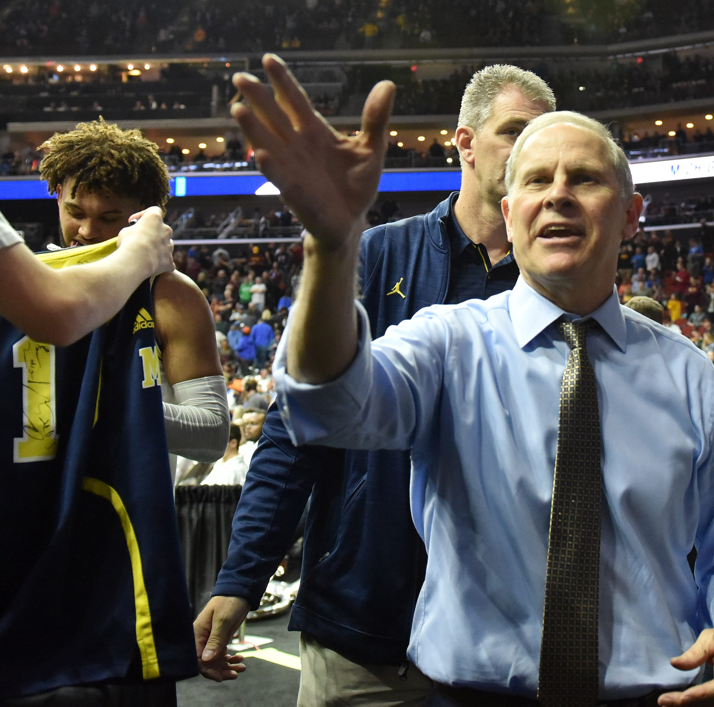 Wojo: For Wolverines, Spartans, no telling how far their rolls can go