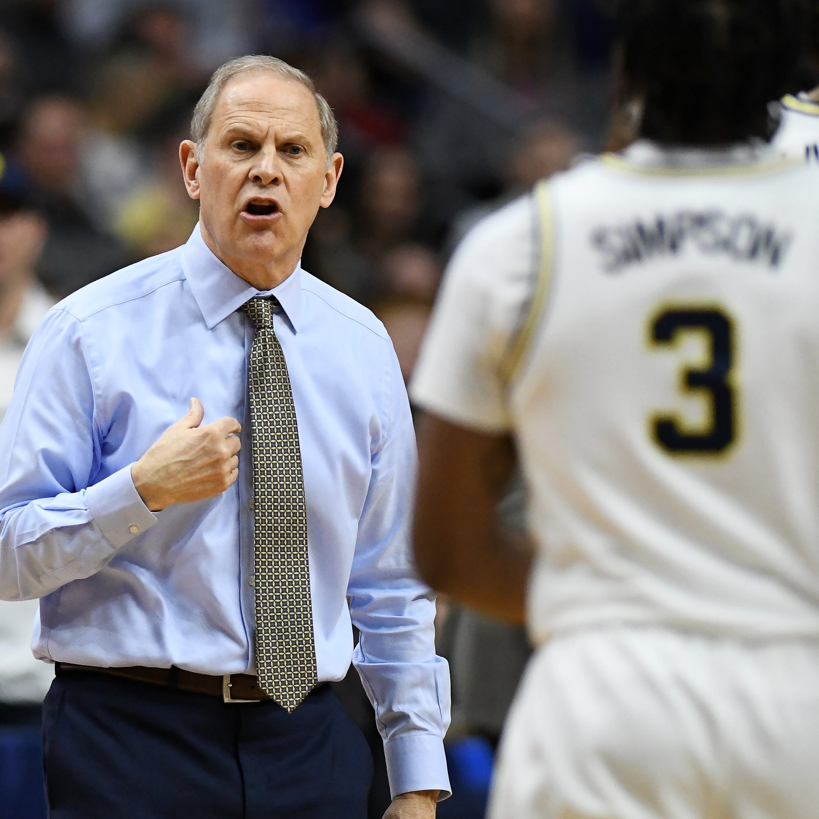 Beilein has heightened the expections for Michigan basketball