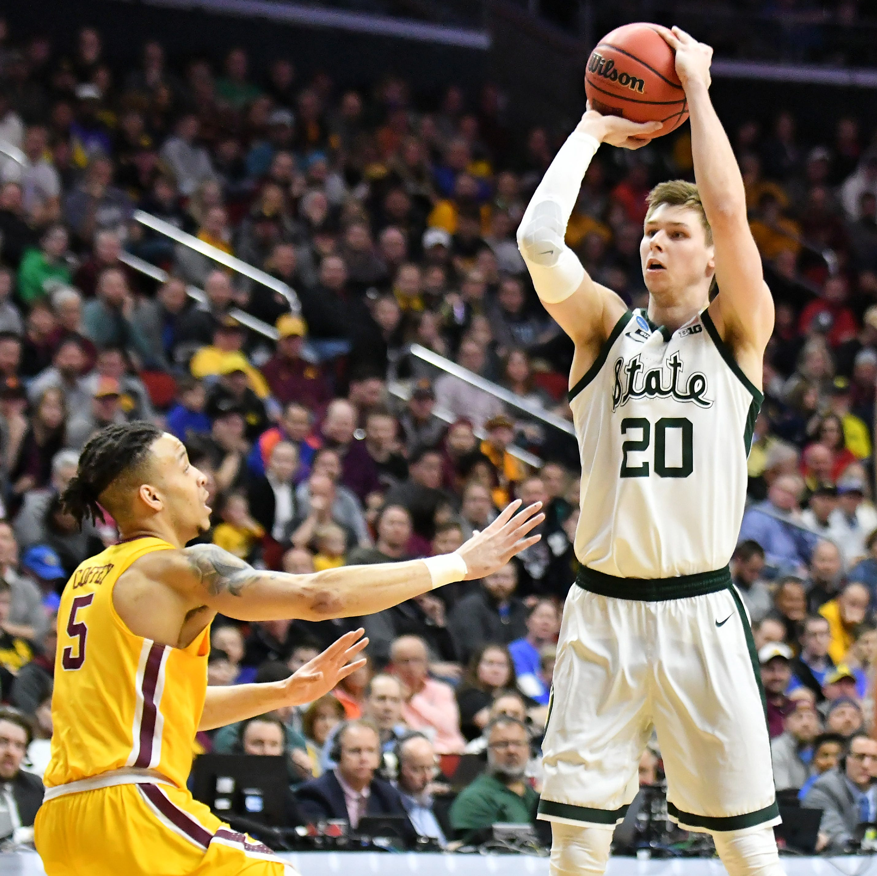 Instant reaction: Three quick takeaways from MSU's win over Minnesota