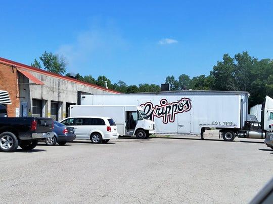 The tiny Grippo's factory is located on Colerain Avenue in Cincinnati.