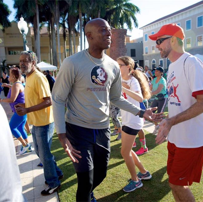 Former Florida State football player Wayne Messam has established a political career on the foundation built by his immigrant parents.