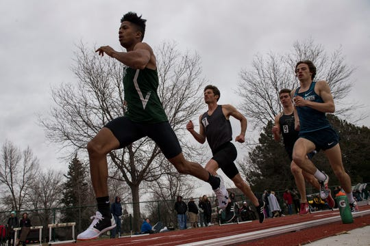 The CSU track and field team is competing at the Mountain West championships this week.
