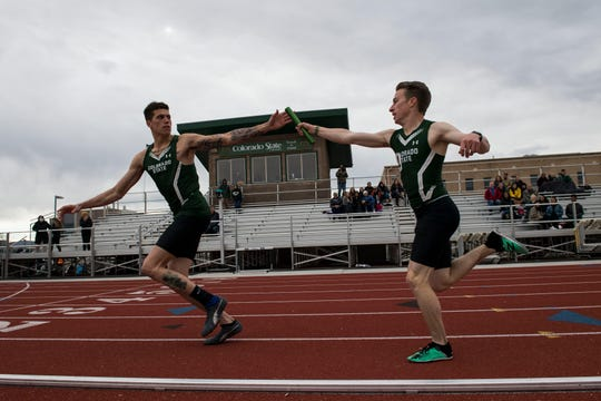 The Doug Max Invitational at the Jack Christiansen Memorial Track is on Sunday.