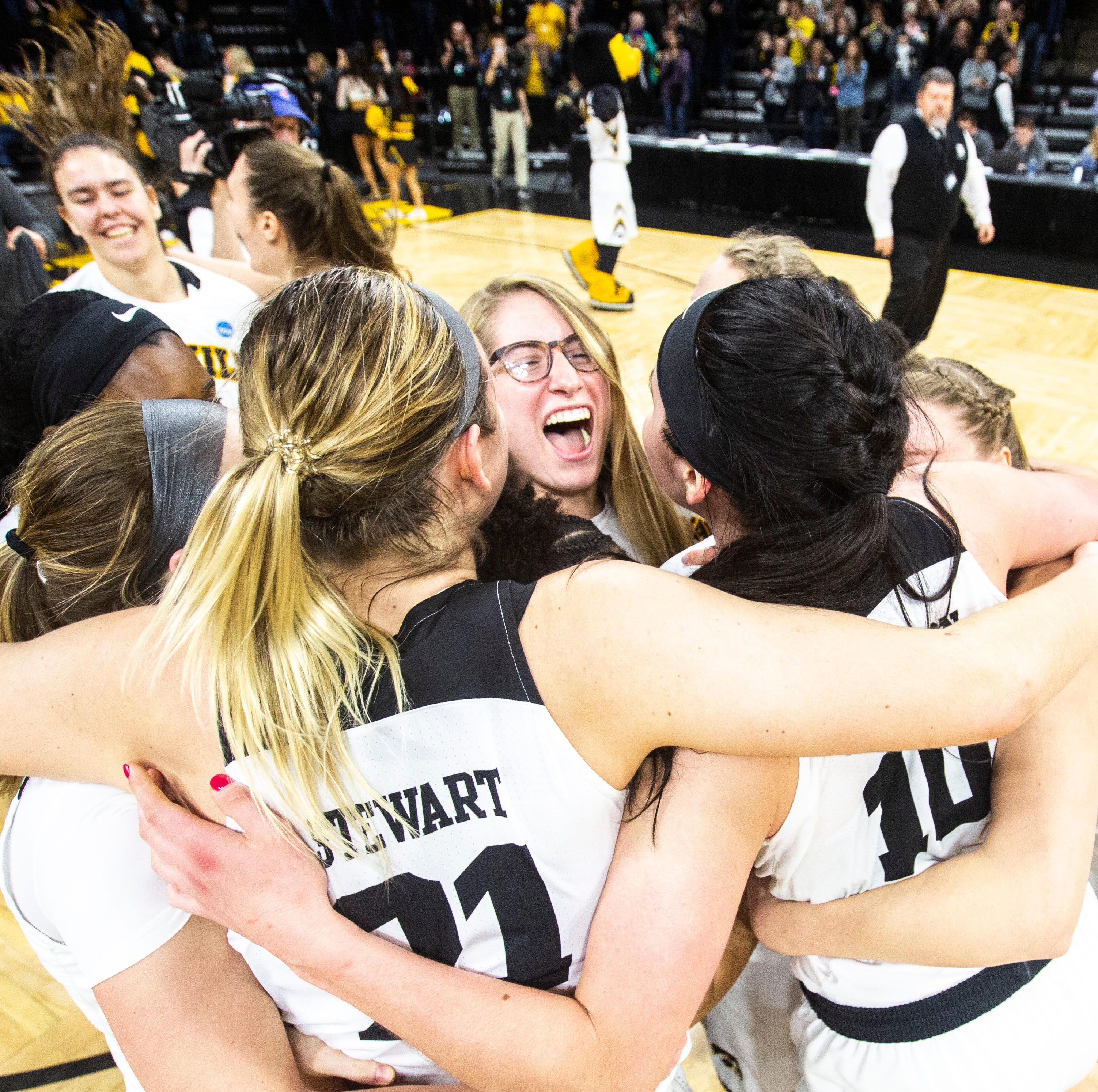 Mission focus: Emphatic finish propels Hawkeyes past Missouri, into Sweet Sixteen