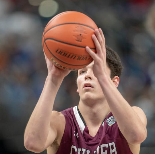 Trey Galloway helped Culver to the 2018 Class 3A title and a return trip to the championship game this past season.