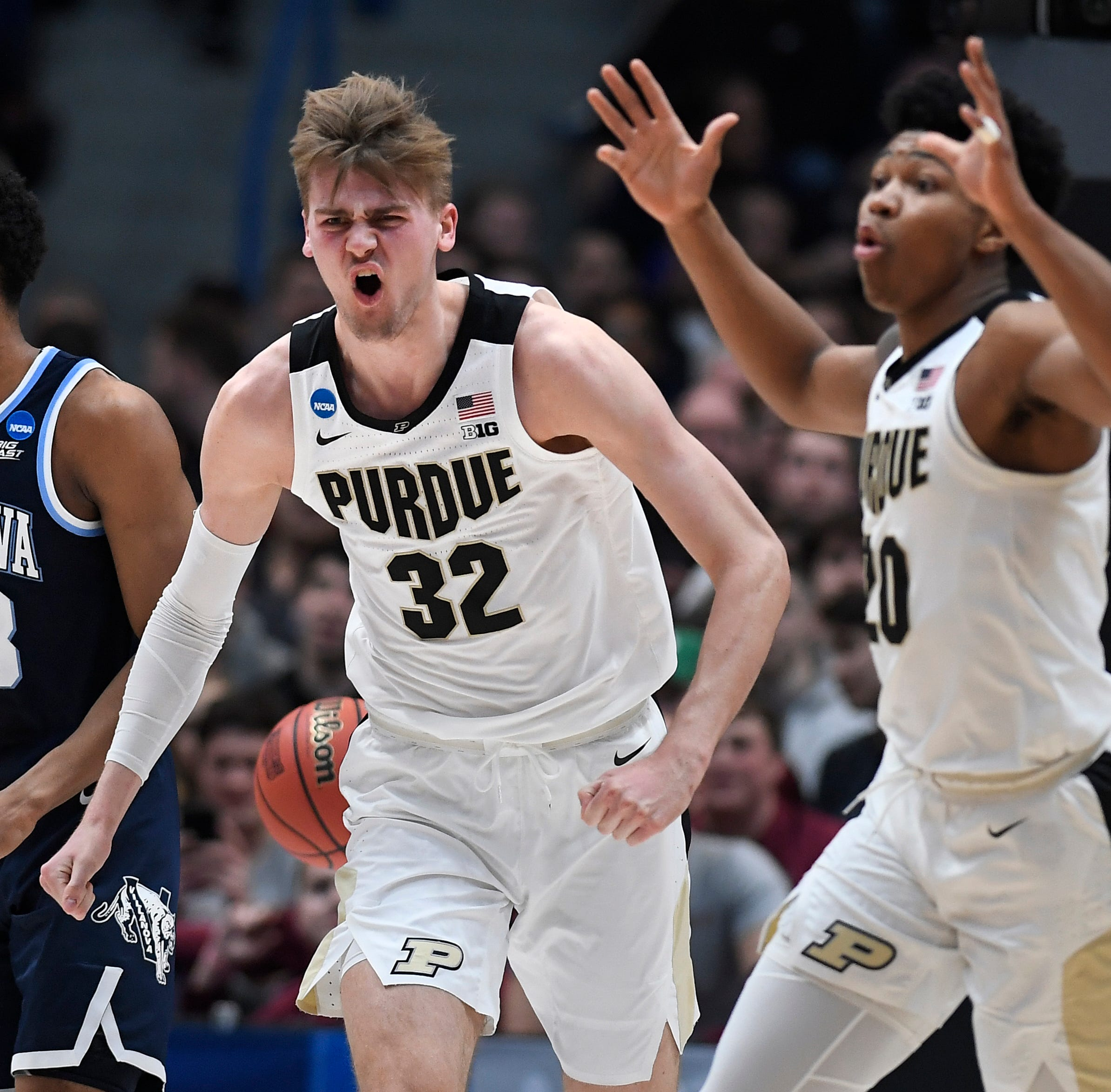 Purdue obliterated Villanova. Here's how Twitter responded.