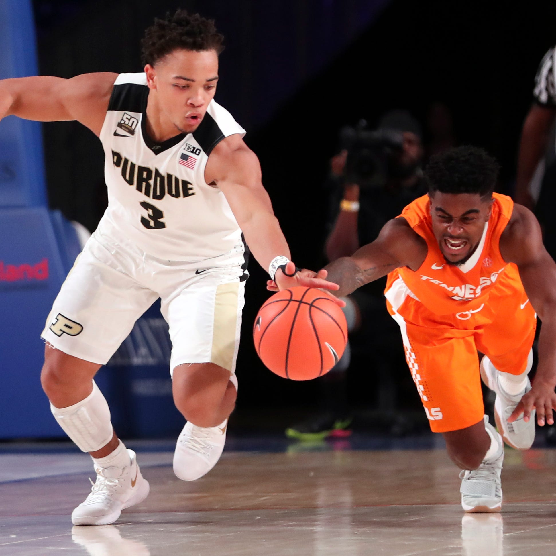 What Purdue fans need to know about Boilers' Sweet 16 opponent Tennessee