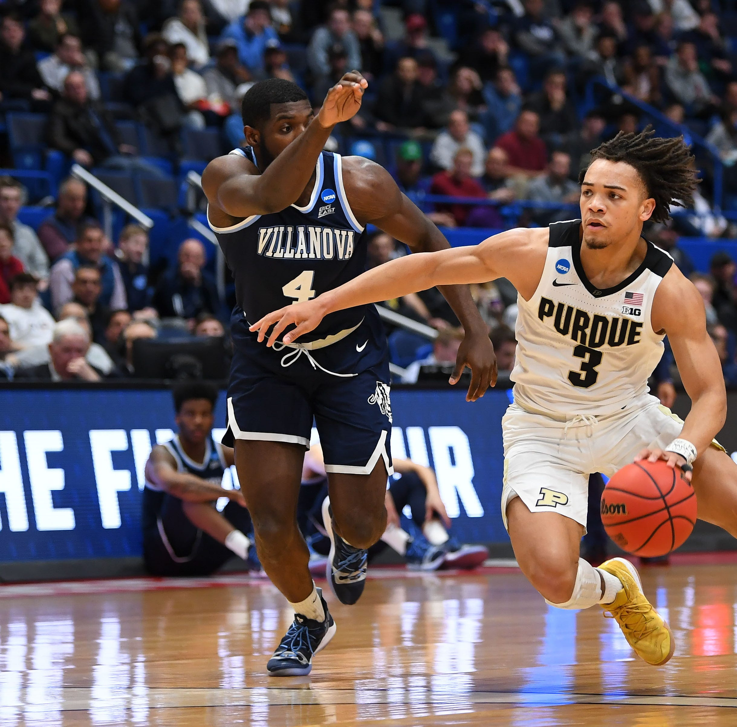 'Do not let him shoot!' Opponents' scouting reports vs. Purdue start, end with Carsen Edwards