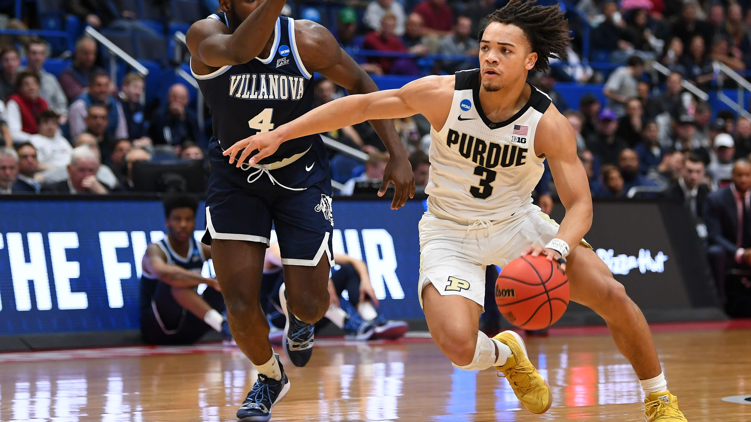 82832522228 March Madness 2019  Bigger target on Carsen Edwards helps Purdue ...