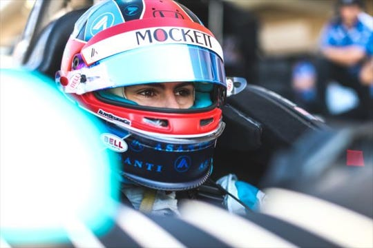 Harding Steinbrenner Racing rookie Colton Herta won IndyCar's inaugural IndyCar Classic on Sunday at Ciccuit of the Americas.