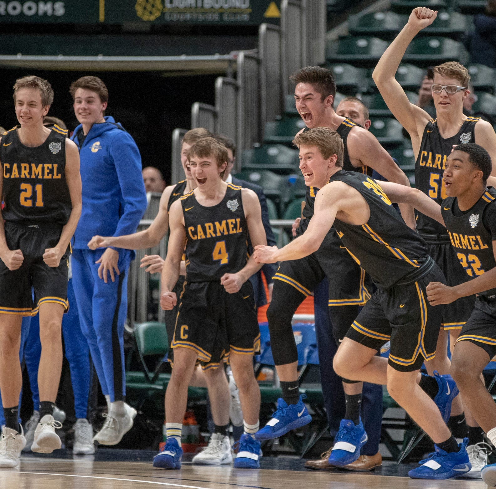 Senior-laden Carmel completes unfinished business, gets 'fairy-tale ending' with state title