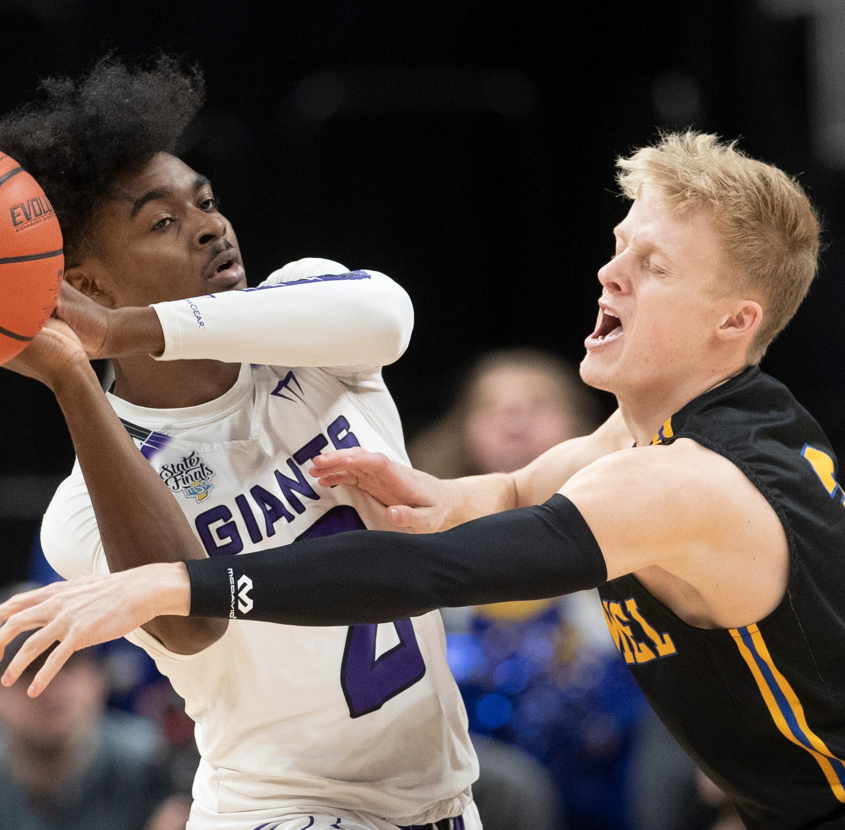Ben Davis comes up just short in 4A title game: 'We have no reason to put our heads down'